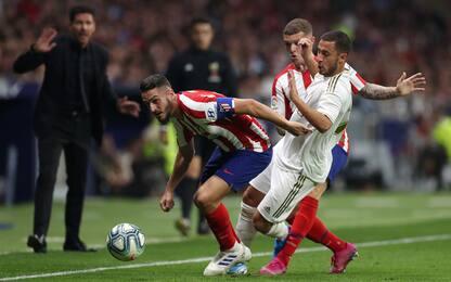 Derby senza gol, Atletico-Real finisce 0-0