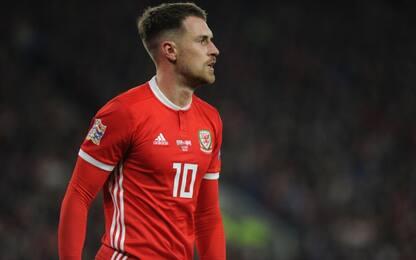 Ramsey torna in nazionale quasi un anno dopo