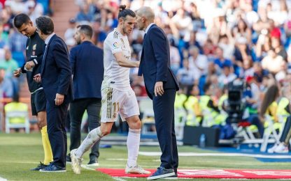 "As: ""Bale rompe ancora col Real, vuole andar via"""