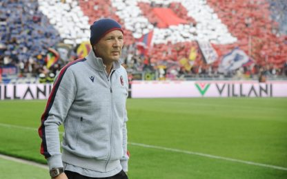 Mihajlovic dimesso dall'Ospedale Sant'Orsola