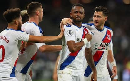 West Ham-Crystal Palace 1-2