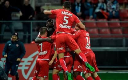 Digione-Strasburgo 1-0