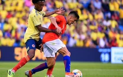 """Sanchez ko, il Cile: """"Lussazione tendini caviglia"""""""