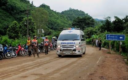 Thailandia, 8 i giovani tratti in salvo. LIVE