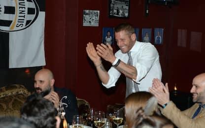 """Lapo saluta Buffon: """"17 anni incredibili, grazie"""""""