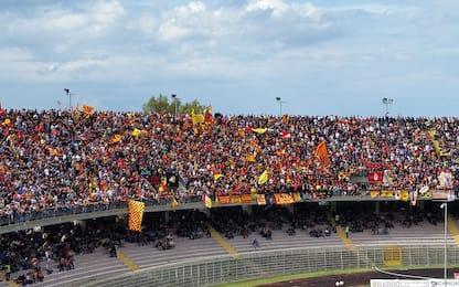 Lecce-Paganese, Via del Mare sold out