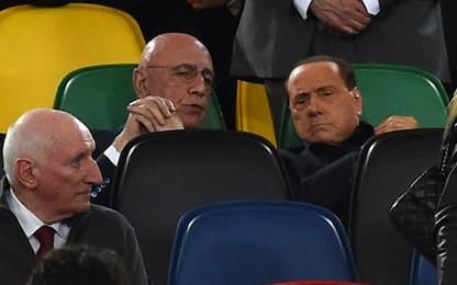 Galliani presidente di Lega, sì di Berlusconi