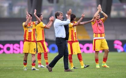 """Benevento, Baroni: """"Partita perfetta"""""""