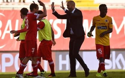 "Perugia, Bucchi: ""Tenevo al derby! Brignoli super"""