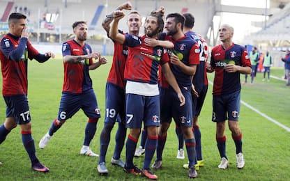 Lega Pro, gir. B: Mantova-Samb pari, Feralpi ok