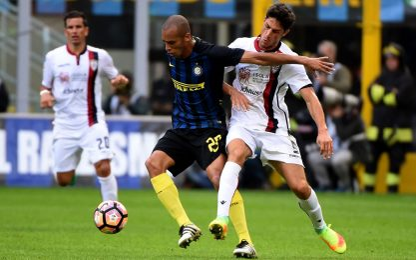 """Inter, Miranda: """"Mai alla Juve. Scudetto? Si può"""""""