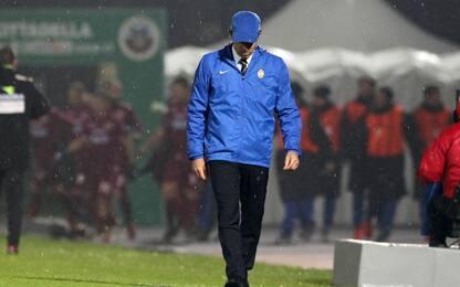 """Hellas, Pecchia: """"Siamo nella tempesta. Non cedo"""""""