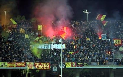 """Lecce, Meluso: """"Troppe lamentele contro di noi"""""""