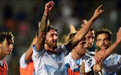 """Lazio, apre nuovo store. Cataldi: """"Vorrei restare"""""""