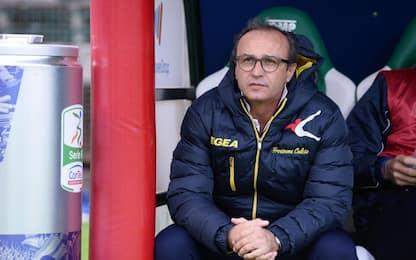 """Frosinone, Marino: """"L'espulsione non c'era"""""""