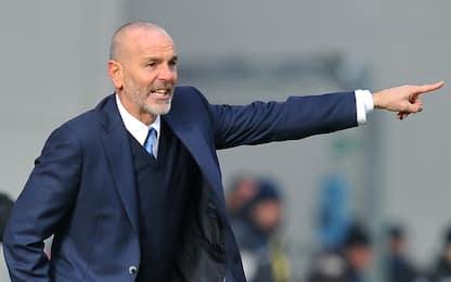 """Pioli: """"Inter, puoi crescere ancora. Gaglia..."""""""