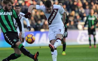 """Torino, Petrachi: """"No all'Arsenal per Belotti"""""""