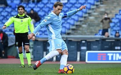 Lazio verso il Torino: Biglia in campo