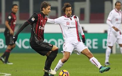 Cagliari, ok Di Gennaro e Gabriel: stop per Faragò