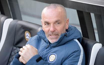 """Inter, Pioli: """"Abbiamo grandi ambizioni"""""""