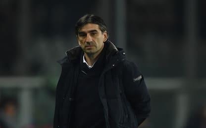 """Genoa, Juric: """"Dobbiamo ritrovare nostra identità"""""""