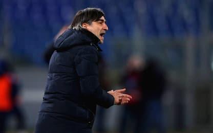 """Genoa, Juric: """"La squadra mi segue, ci rialzeremo"""""""