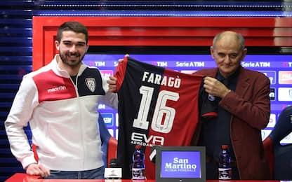 """Cagliari, ecco Faragò: """"Nainggolan il mio modello"""""""