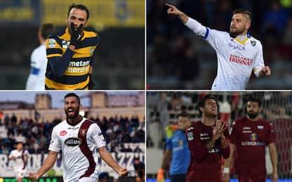 Dal 'Pazzo' Verona al Trapani: bentornata Serie B