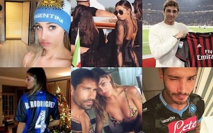 """Milan-Napoli, il """"derby"""" di Belen: per chi tiferà?"""