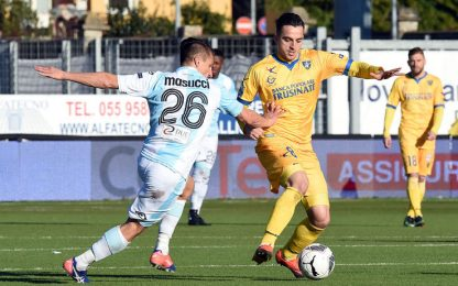Frosinone su Maiello. Nizzetto va all'Entella