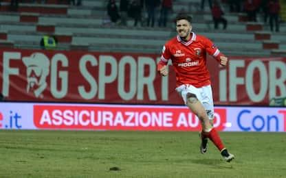 Perugia-Cesena, che show: 3-3 spettacolare al Curi
