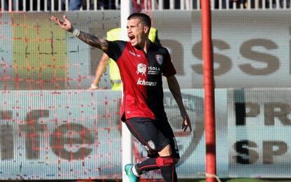 """Cagliari, Pisacane: """"Non sono un eroe"""""""