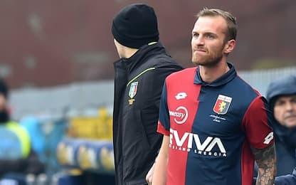 Genoa, Rigoni torna in gruppo