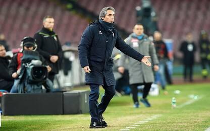"""Fiorentina, Sousa: """"Ci manca la giusta costanza"""""""