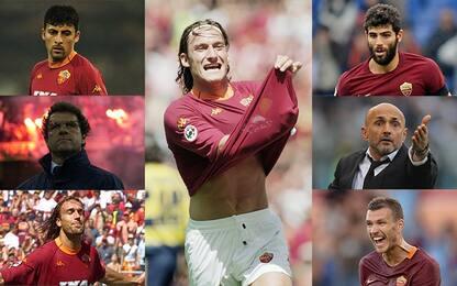 Roma, le 4 cose che ricordano lo Scudetto 2001