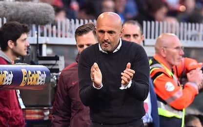 """Roma, Spalletti: """"Non sottovalutiamo il Cesena"""""""