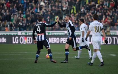 Udinese, fissata un'amichevole col Terek Grozny