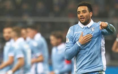 """Lazio, Anderson: """"Derby? Bello vincere l'ultimo"""""""