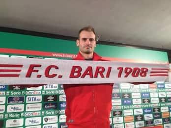 """Bari, Raicevic: """"Sono qui per il grande salto"""""""