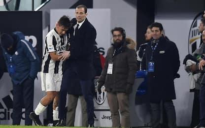 """Juve, Allegri: """"Come una semifinale di Champions"""""""