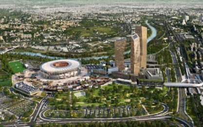 Stadio Roma, il Comune sarebbe disponibile a valutare altre aree