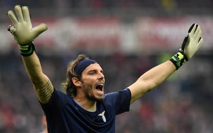 Lazio, scarico post derby. Marchetti recuperato