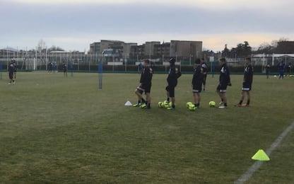 Parma, sessione dedicata alla fase difensiva