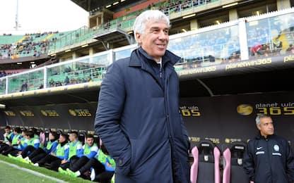 """Atalanta, Gasperini: """"Ora giochiamoci l'Europa"""""""