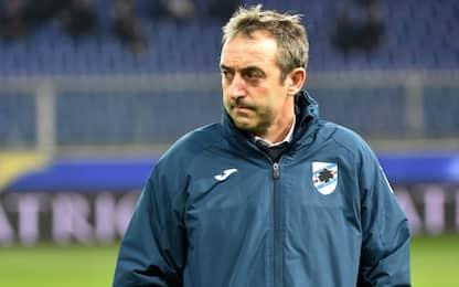 Sampdoria, Alvarez in gruppo. Budimir a parte