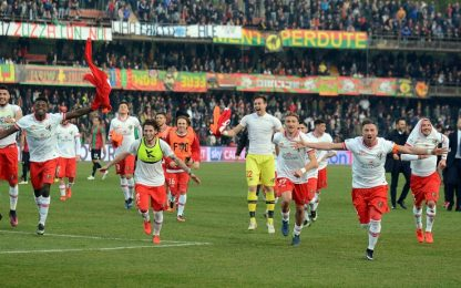 Nicastro show: derby al Perugia, Ternana battuta
