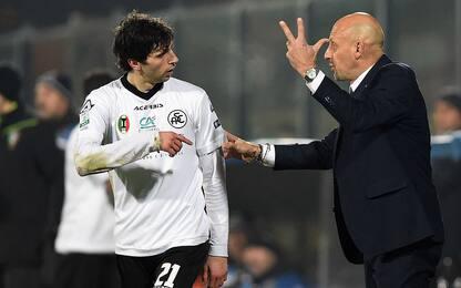"""Spezia, Di Carlo: """"Siamo di nuovo in carreggiata"""""""