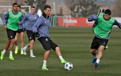 Real, col Napoli Ronaldo c'è. Bale non convocato