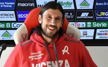 Vicenza, Zaccardo ricomincia a correre