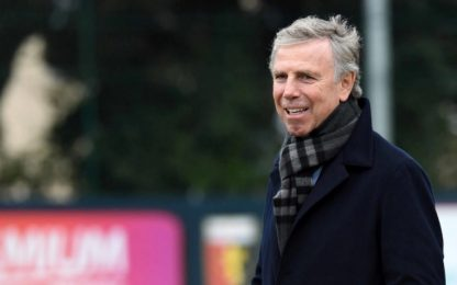 Serie A, Genoa: Preziosi torna allo stadio
